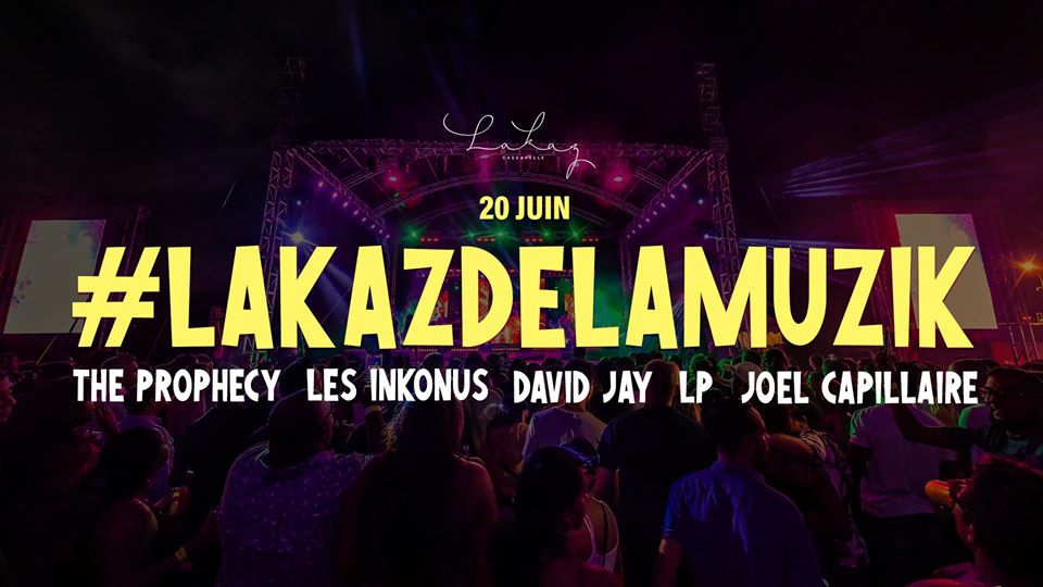 Lakaz de la muzik - The Prophecy x Les Inkonus Live