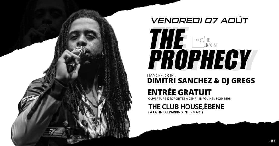 LOKAL VIBES X THE PROPHECY - CLUB HOUSE