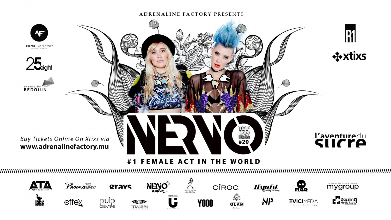 Nervo - #1 Female Act In The World