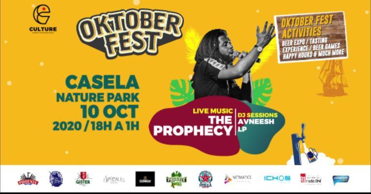 Oktober Fest - The Prophecy - Casela Nature Parks