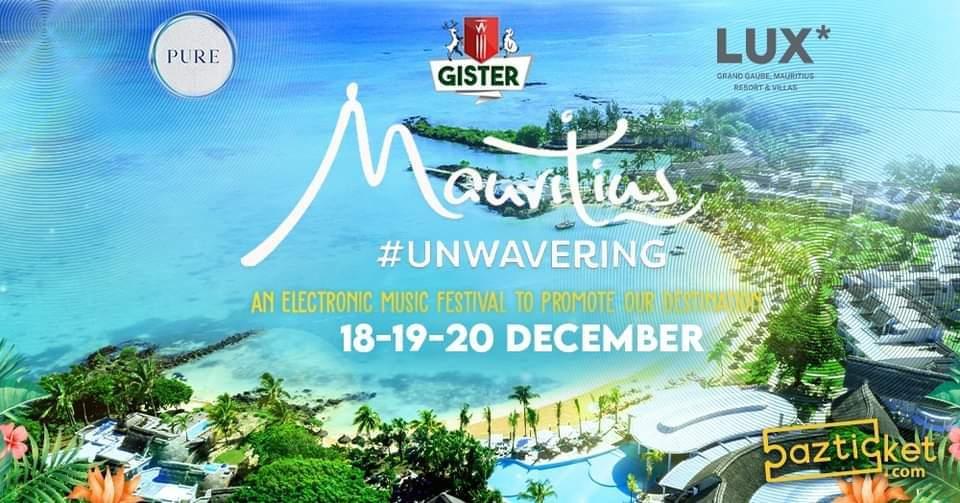 PURE at LUX* Grand Gaube 'Mauritius Unwavering'