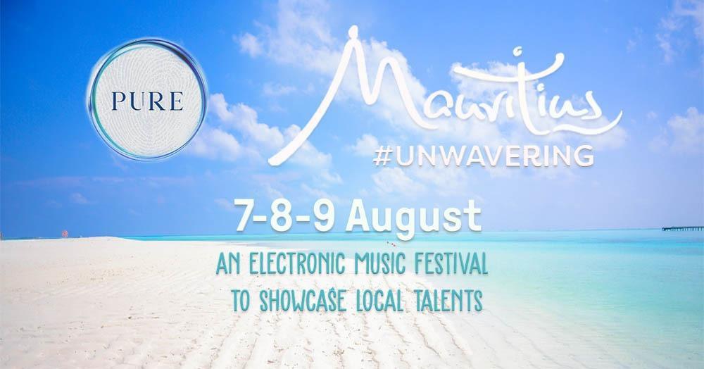 PURE 'Mauritius Unwavering'