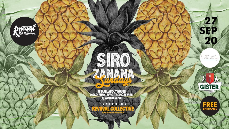 SIRO Zanana Sundays – 1st Edition