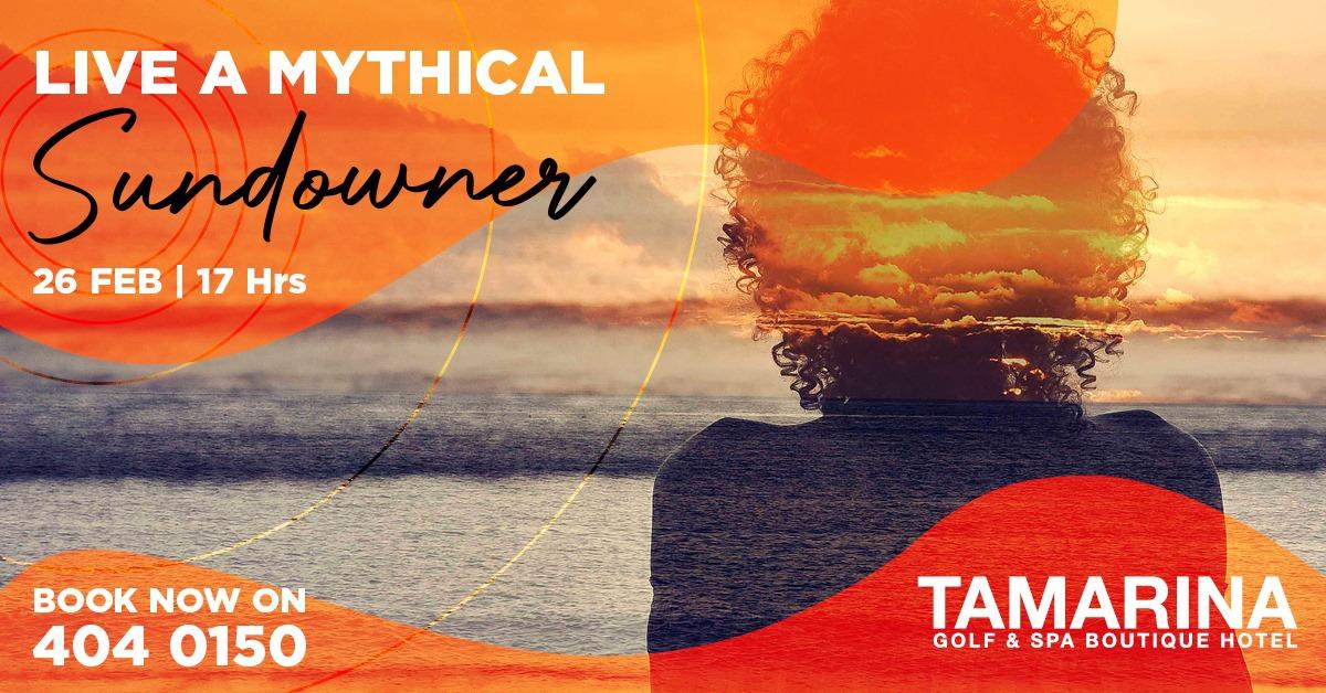 Tamarina Mythical Sundowner