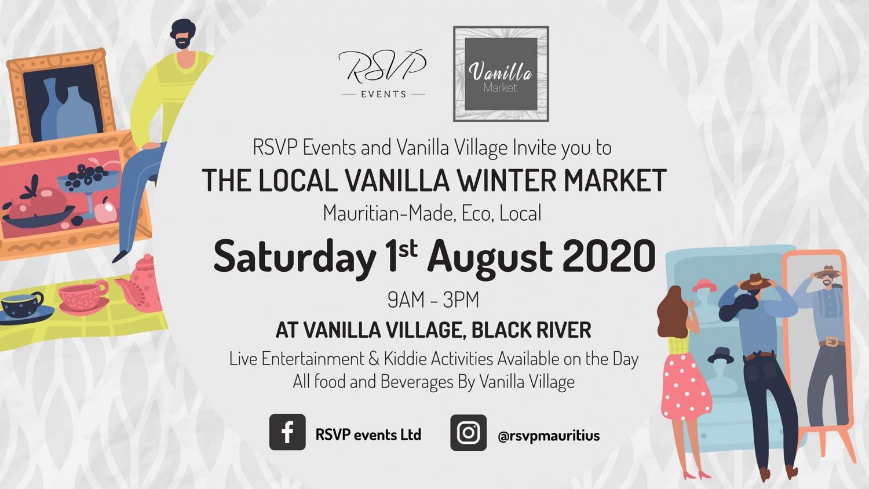 The Local Vanilla Winter Market