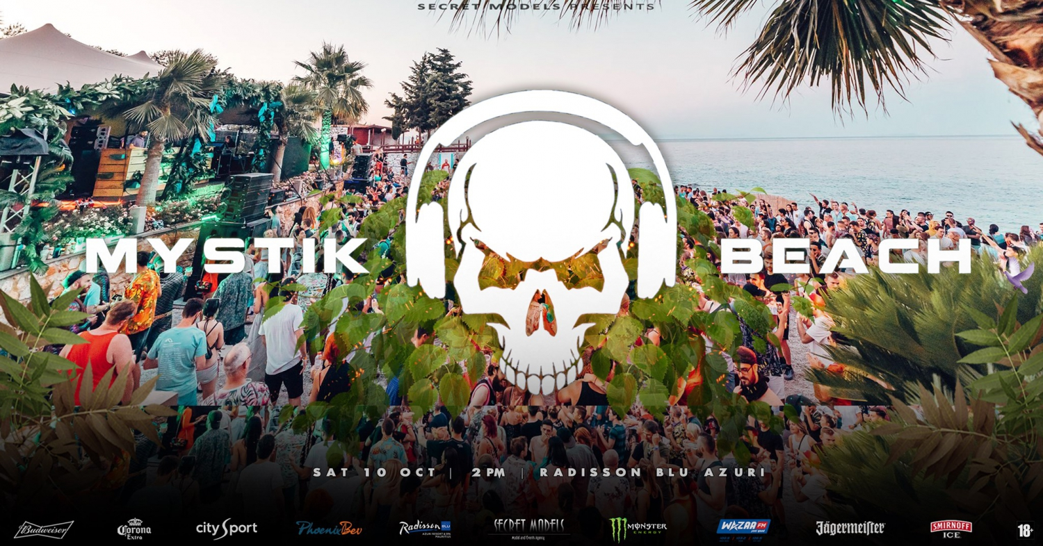 The Mystik Beach Festival at Radisson Blu Azuri Resort & Spa, Mauritius