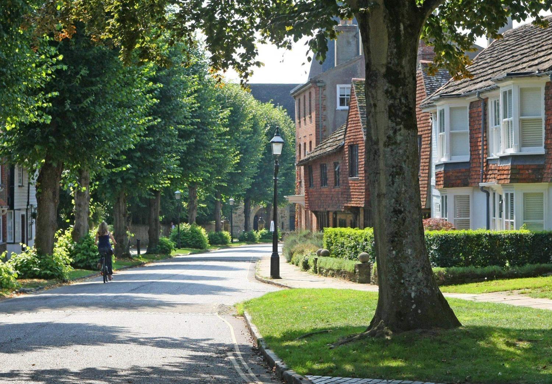 Living in Horsham