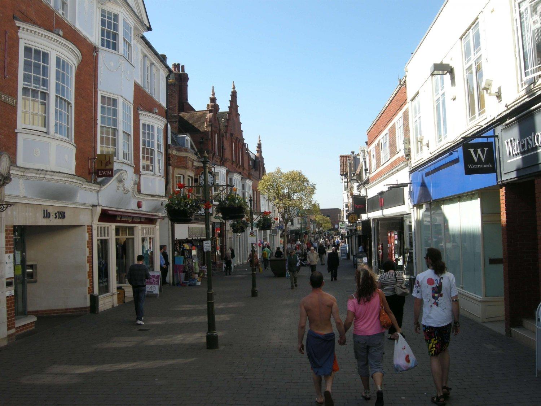 Horsham High Street