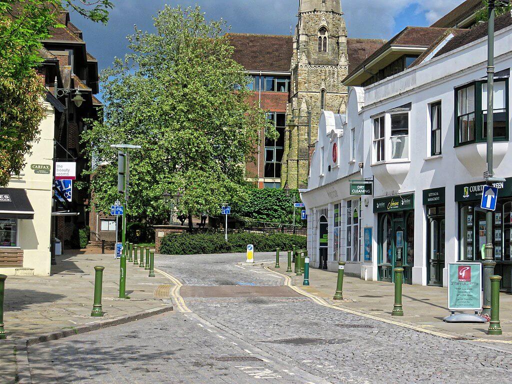 Carfax - Horsham City Centre