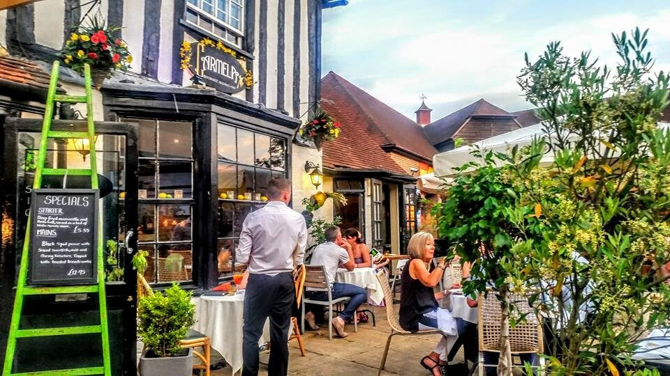 Where to eat in Horsham