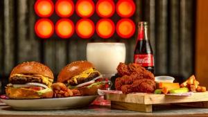 A la Burger