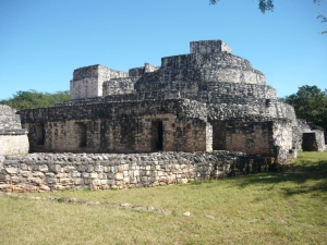 Archaeological Zone of Cobá