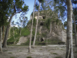 Archaeological Zone of Dzibanche