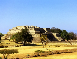 Archaeological zone of Monte Alban