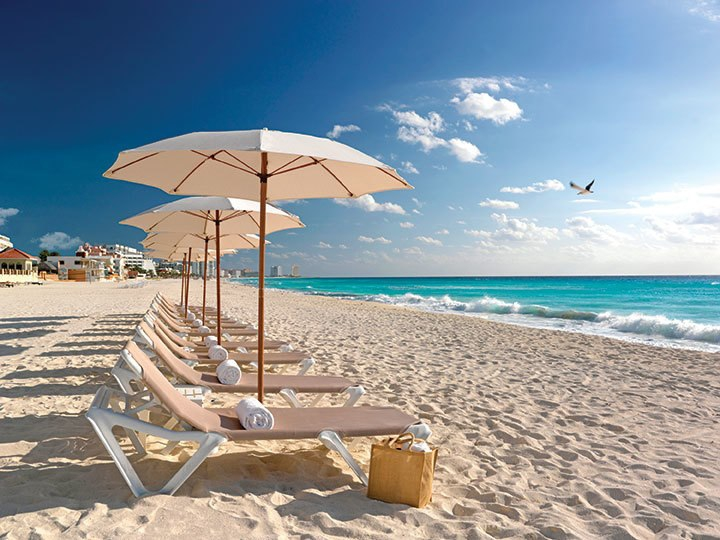 Best hotels for family holidays in Cancun