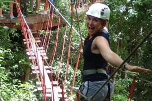 Experiencia Parque Selva Maya Eco Adventure