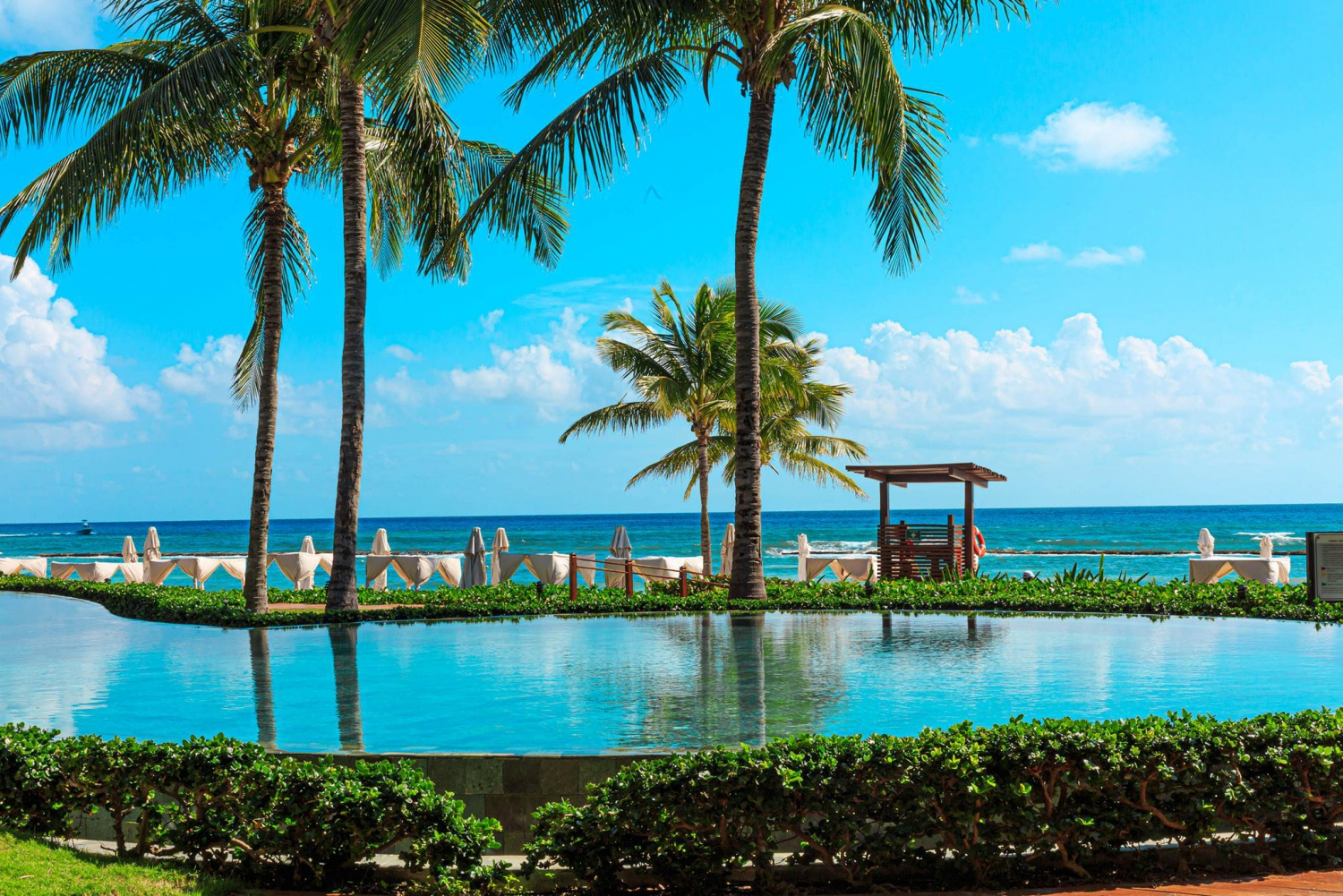 All-inclusive hotels to visit with the family in the Riviera Maya