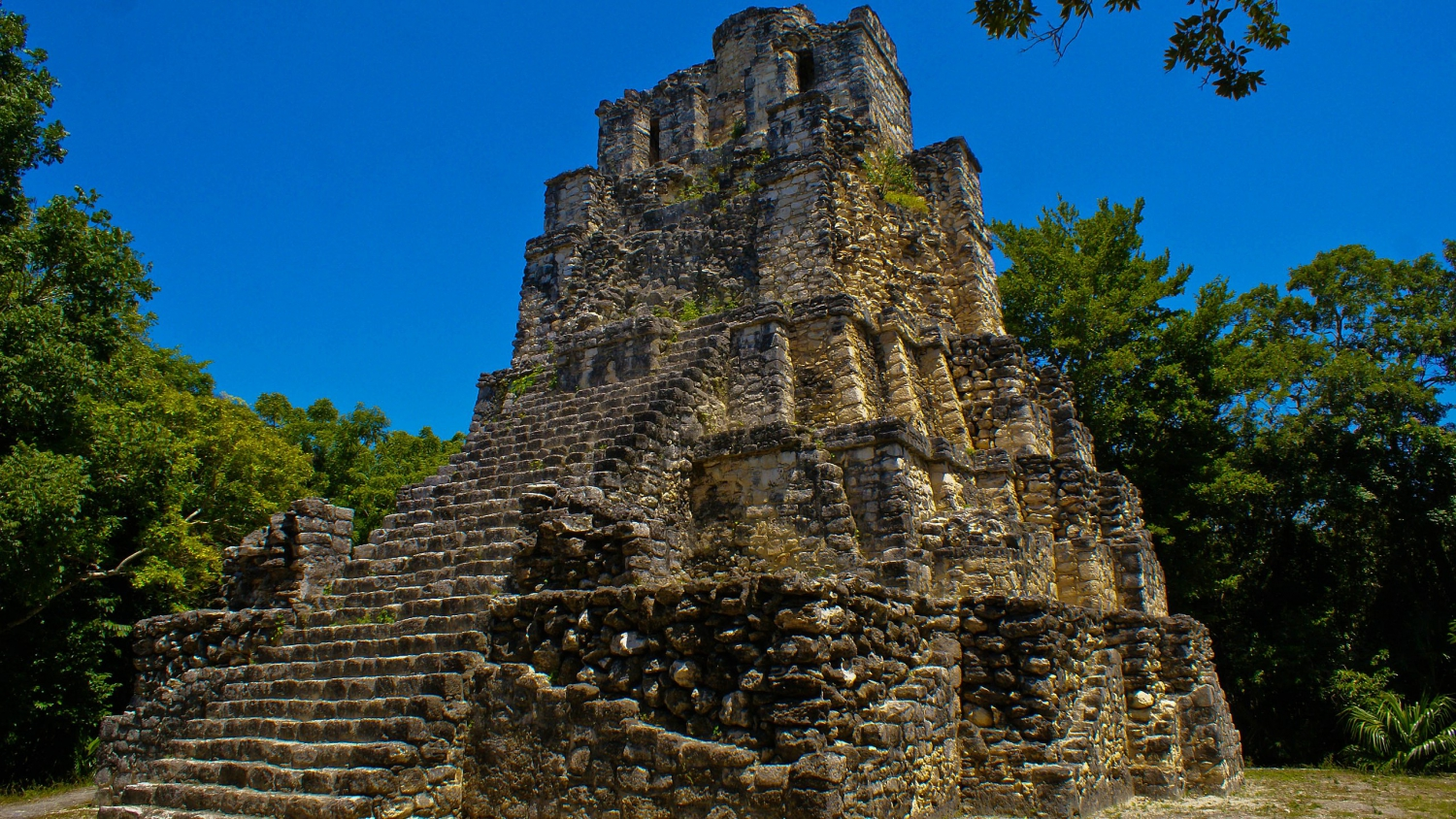 The best ruins in the Riviera Maya