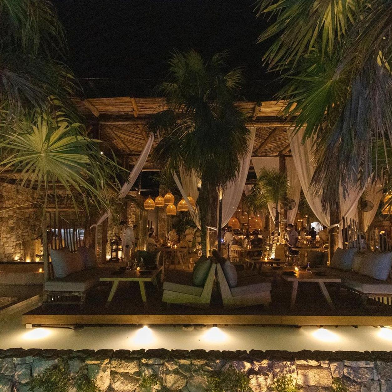 Top best restaurants in Tulum