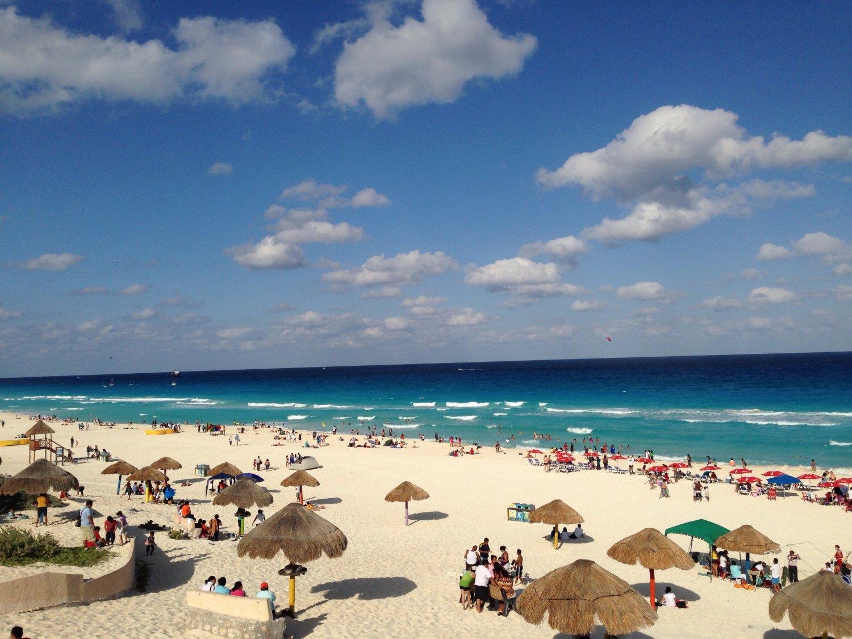 Amazing beaches in the Riviera Maya