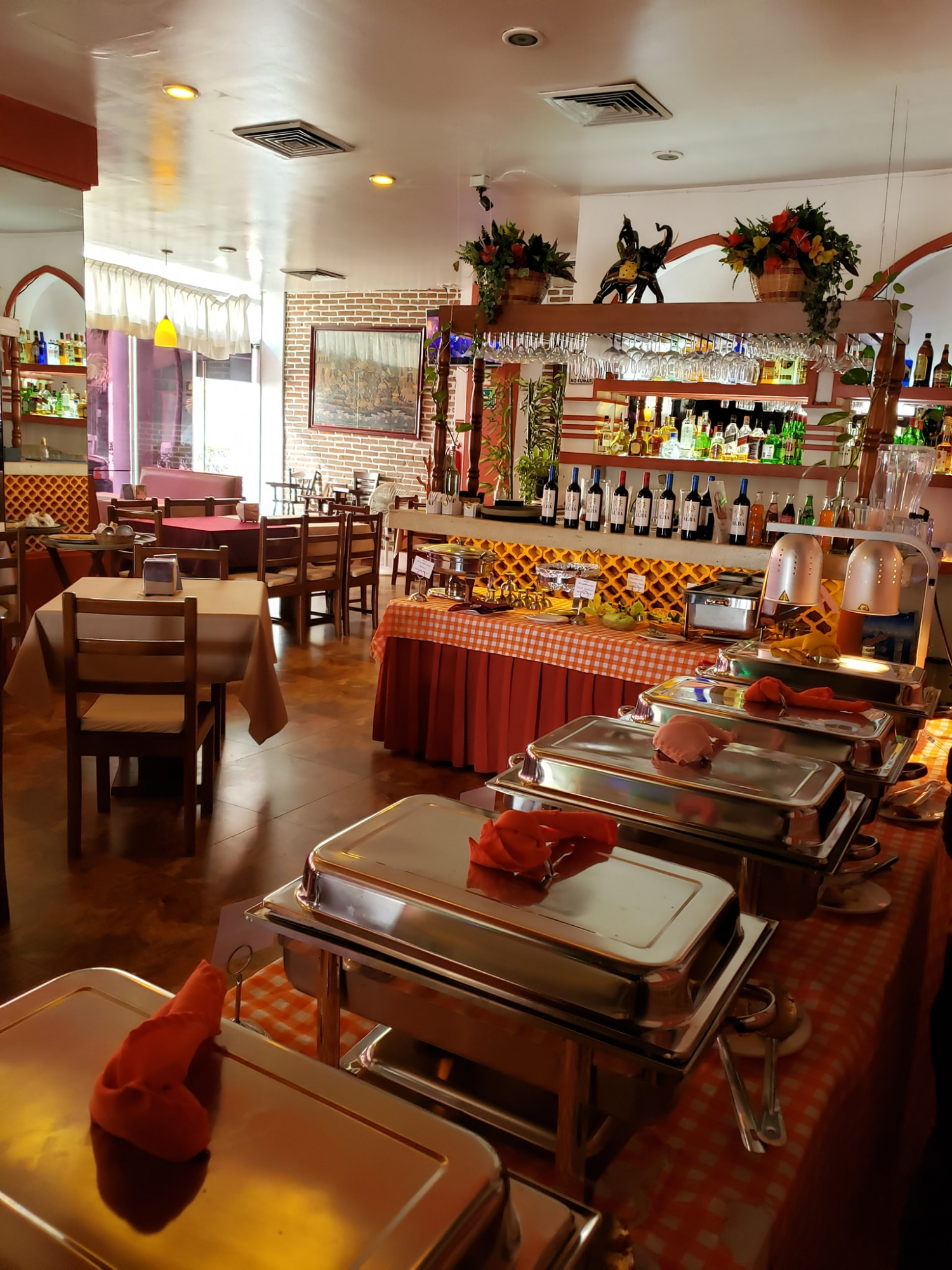 Best restaurants for wine drinking in Cancun