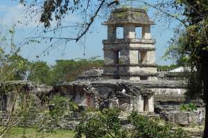 Palenque Archaeological Zone