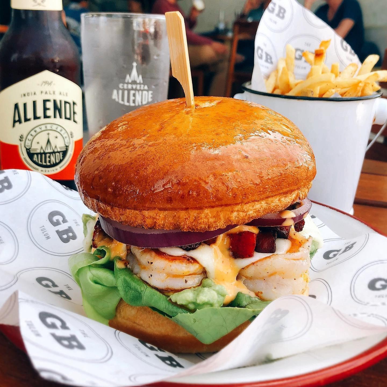 Best burgers in Tulum