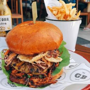 The Good Burger Tulum