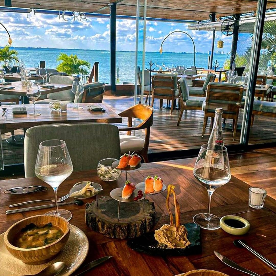 Best restaurants for fine dinning dinner in Cancun