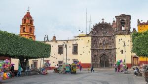Visita a Villa Protectora de San Miguel el Grande y Santuario de Jesús Nazareno de Atotonilco