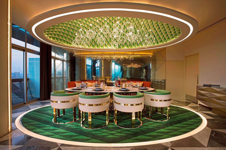 Top hotels in Polanco in CDMX
