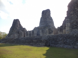 Xpujil Archaeological Zone