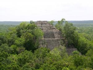 Zona Arqueológica de Calakmul