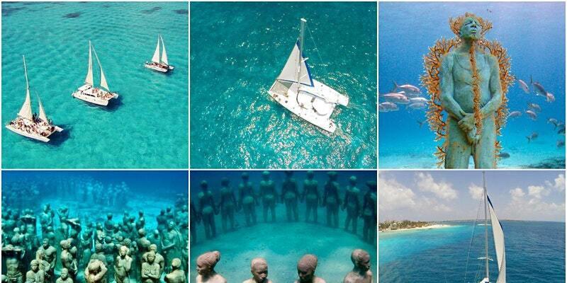 Booze Cruise Riviera Maya