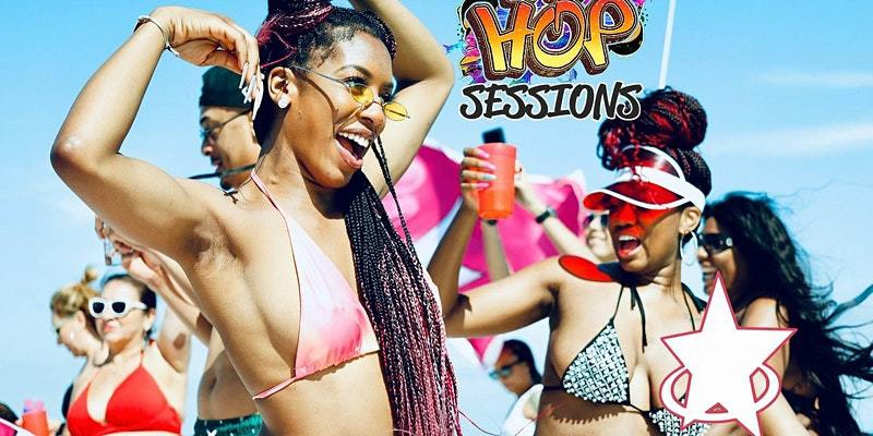 Hip Hop Sessions Boat Party Cancun