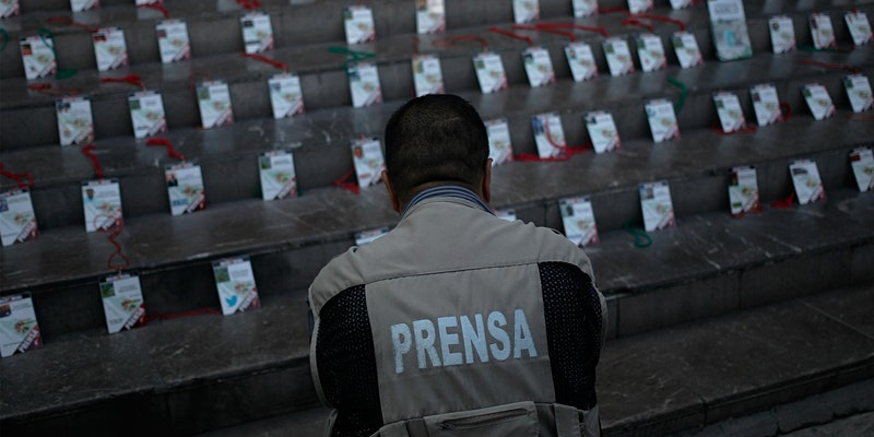 THEY ARE KILLING US: Why are journalists still dying in Mexico?