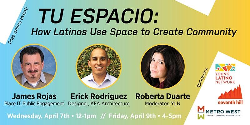 Tu Espacio - How Latinos Use Space to Create Community