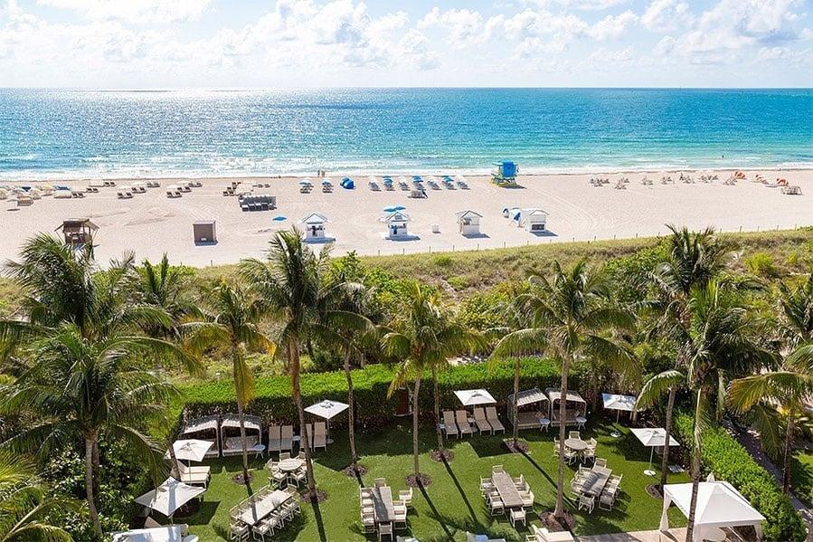 Beach Clubs in Miami