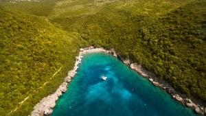 Dobrec Cove
