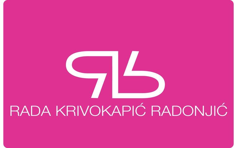Fashion Designer Rada Krivokapic Radonjic