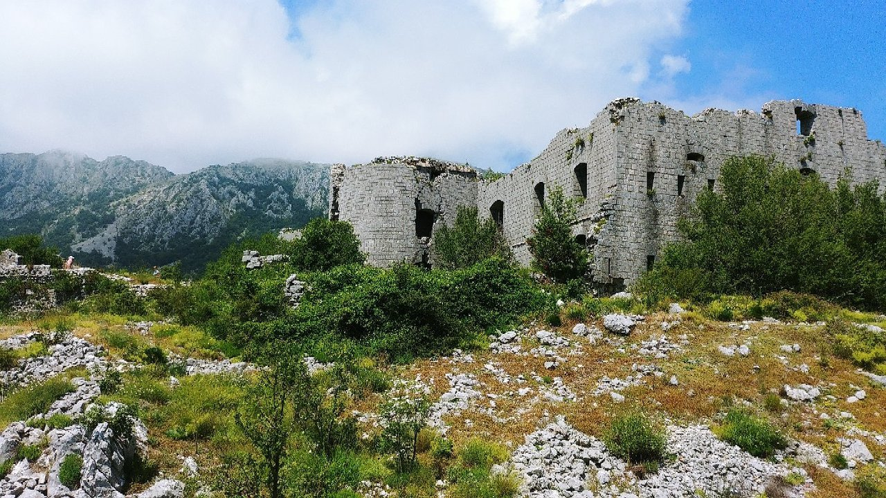 Fortresses in Montenegro