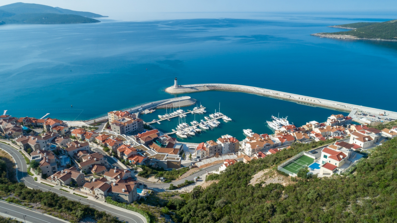 Lustica Bay Marina
