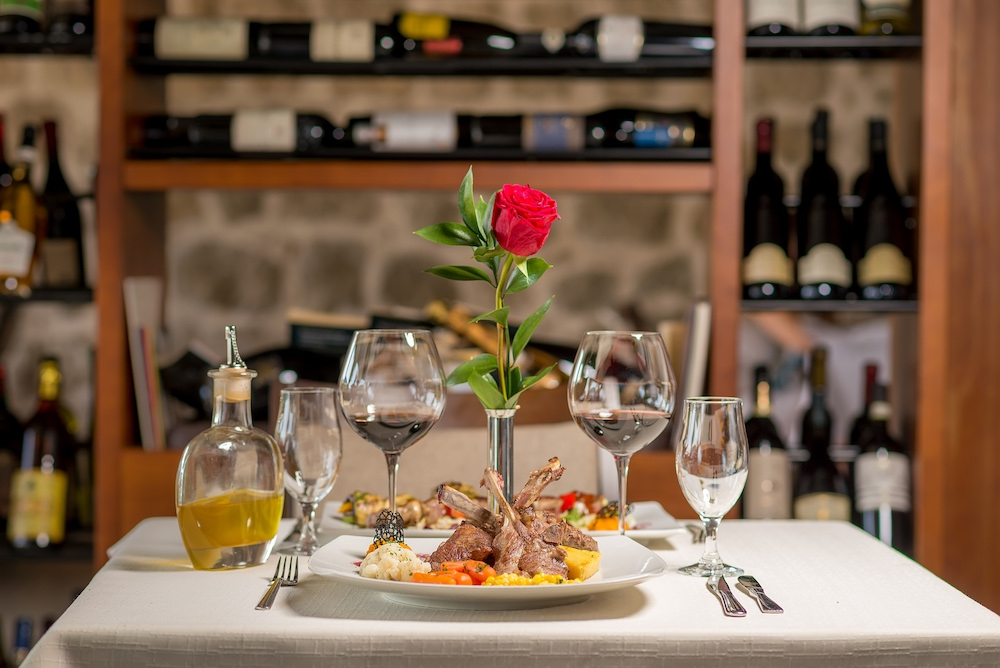 Autumn Offer by Conte - The Flavours of Istria at the Old Town Perast