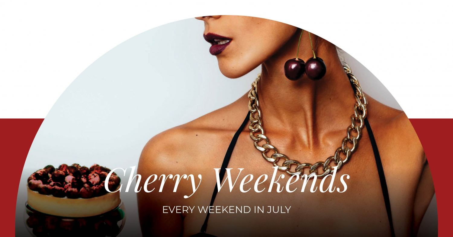 Cherry July Weekends at Regent Porto Montenegro