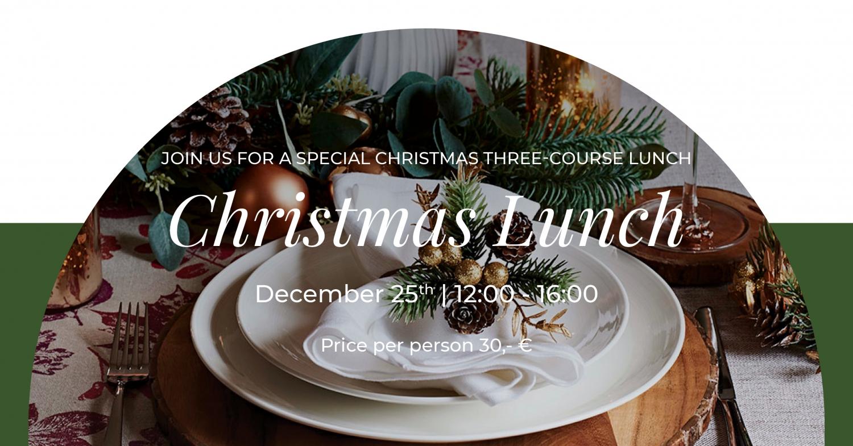 Christmas Lunch at Murano Restaurant Regent Porto Montenegro