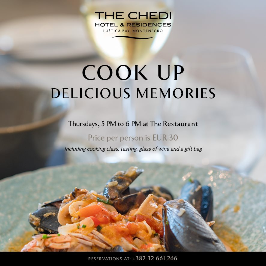 Cook Up Delicious Memories