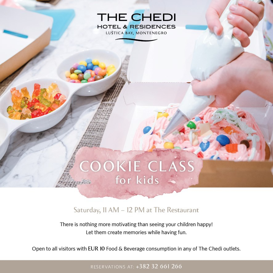 Cookie Class for Kids