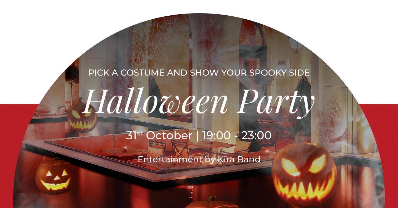 Halloween Party at Regent Porto Montenegro