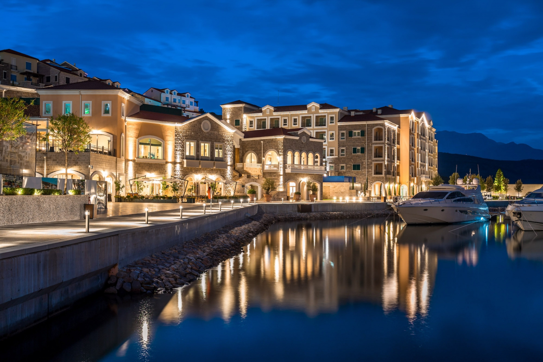 Movie Nights at Lustica Bay