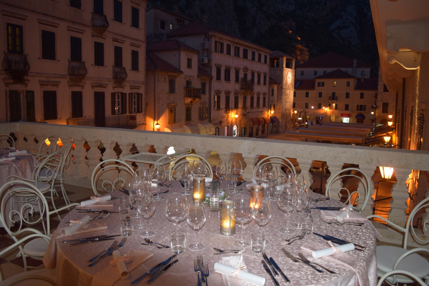New Year Eve in Historic Boutique Hotel Cattaro